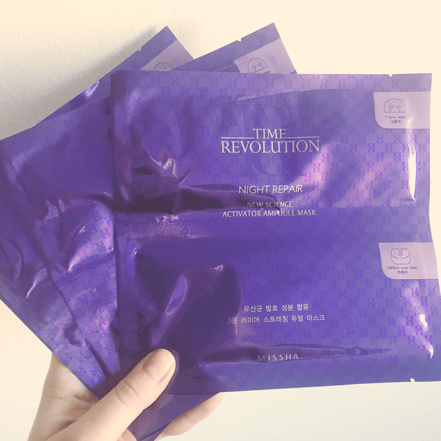 missha-time-revolution-sheet-mask-01