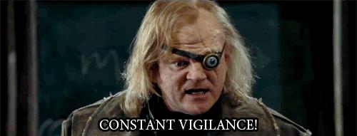 constant-vigilance